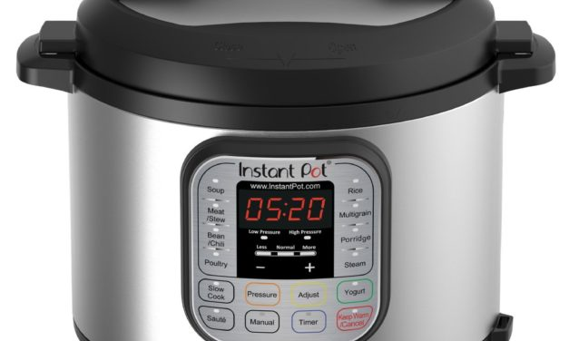 Instant Pot 101 – The Basics