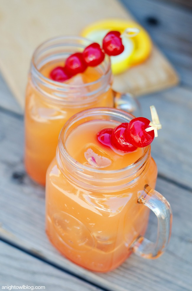 A Dozen Party Punch Recipes - Coconut Rum Punch