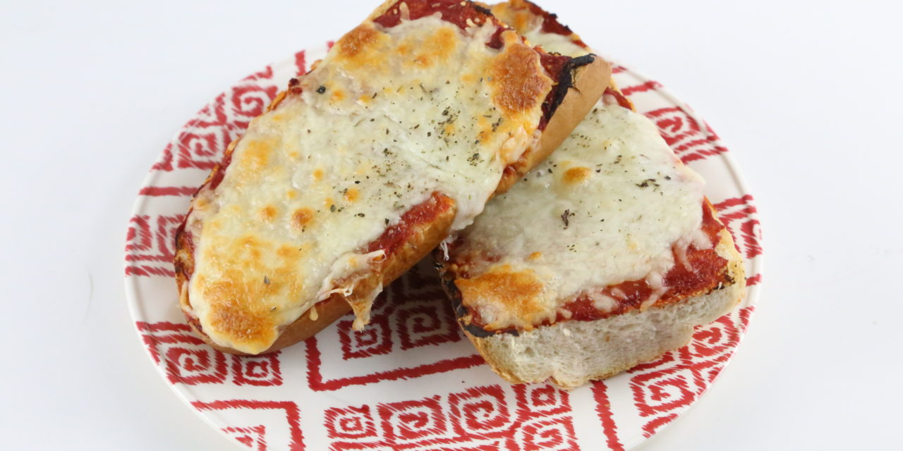 World's Easiest Pizza Bread Recipe