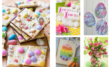 Easy Easter Projects for the Whole Family