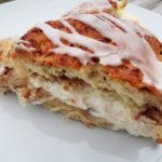 Easy Cinnamon Roll Cheesecake Recipe
