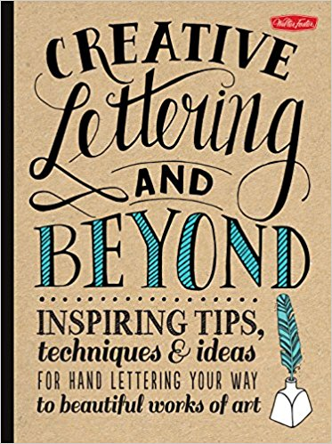 hand lettering how to's, handlettering