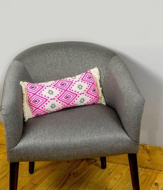 Make It: DIY Boho Pillow