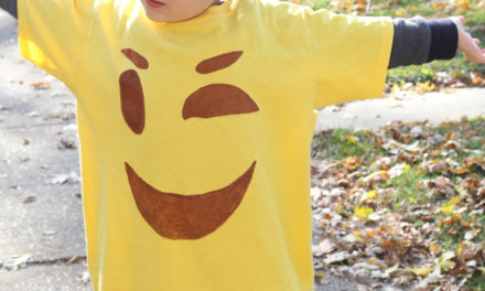 Make It: Easy Emoji T-shirt