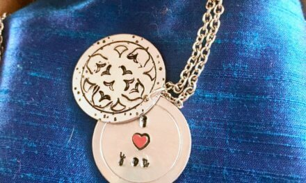 Make It: DIY Secret Message Necklace